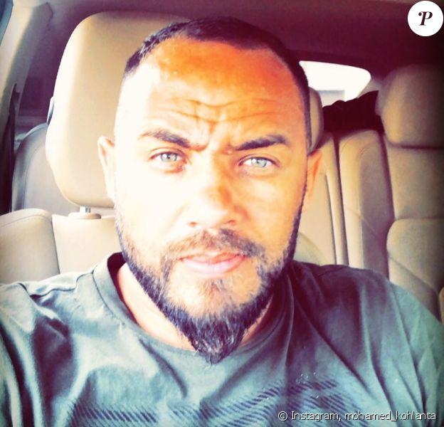 """Mohamed de """"Koh-Lanta"""" sur Instagram, le 5 octobre 2019"""