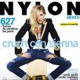 Sienna Miller en couverture de Nylon Mexique