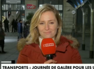 Une journaliste de CNews embrassée par surprise en direct, la séquence choc