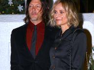 Diane Kruger et Norman Reedus : Sortie en amoureux, sur invitation de Chanel