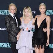 """Margot Robbie, Charlize Theron et Nicole Kidman : Sublimes face au """"Scandale"""""""
