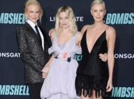 "Margot Robbie, Charlize Theron et Nicole Kidman : Sublimes face au ""Scandale"""