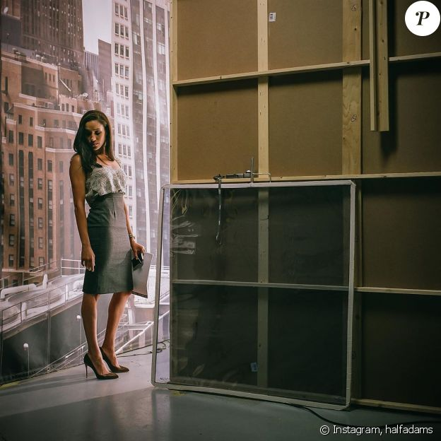 """Meghan Markle sur le tournage de la série """"Suits"""", entre 2011 et 2016."""