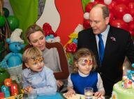 Jacques et Gabriella gâtés pour leurs 5 ans : Schtroumpfs en fête au palais
