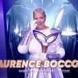 """La licorne, Laurence Boccolini, remporte la saison 1 de """"Mask Singer"""", le 13 décembre 2019."""