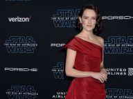 Daisy Ridley (Star Wars) : Sublime avec Oscar Isaac et Adam Driver en mode love