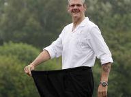 Enfin un régime qui marche : un Anglais qui pesait 250 kilos... en a perdu 150 !
