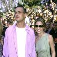 "Sarah Michelle Gellar et Freddie Prinze Jr. - Soirée ""Teen Choice Awards"". Los Angeles. Le 12 août 2001."
