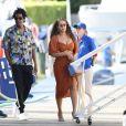 Exclusif - Beyoncé est allée passer la journée sur un yacht privé avec son mari Jay-Z, sa mère Tina Knowles et son mari Richard Lawson à Fort Lauderdale au sud-est de la Floride, le 16 novembre 2019
