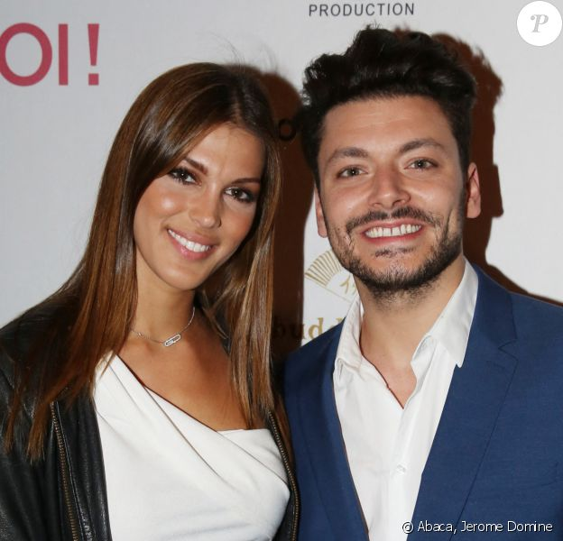 "Exclusif - Iris Mittenaere (Miss Univers) et Kev Adams lors de l'After Party de ""Loue-Moi !"", au Buddha Bar à Paris, France, le 03 Juillet 2017. Photo by Jerome Domine/ABACAPRESS.COM"