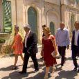 """Coïncidence lors du mariage de Delphine et Romain - épisode de """"Mariés au premier regard 2020"""" du 6 janvier, sur M6"""