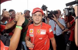 Felipe Massa : Miraculé, le pilote Ferrari va rentrer au Brésil et... plaisante sur son remplaçant, Michael Schumacher !
