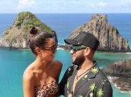 Dani Alves : L'ex-joueur du PSG, détendu en vacances avec son épouse canon