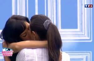 Secret Story 3 : Emilie donne un baiser langoureux à... Sabrina ! Regardez !