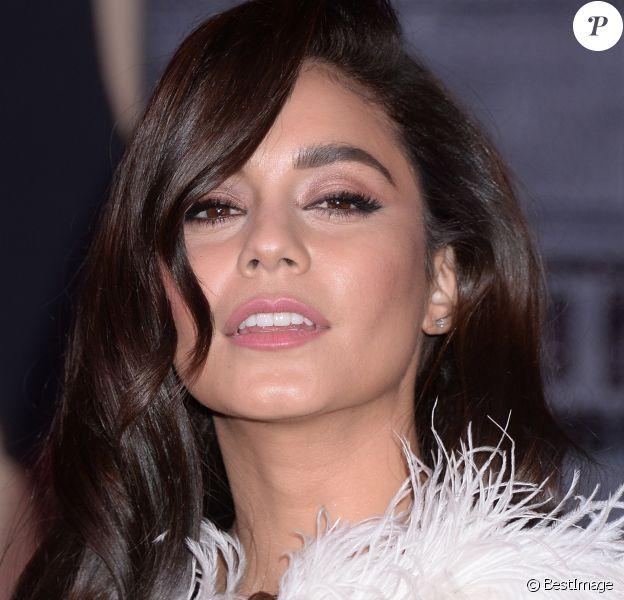 """Vanessa Hudgens - Les célébrités assistent à la première du film """"Bad Boys for Life"""" à Los Angeles, le 14 janvier 2020."""