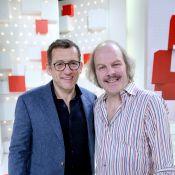 Dany Boon et Philippe Katerine : Duo rugissant pour Vivement dimanche