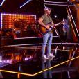 """Anthony - Extrait de l'émission """"The Voice"""" diffusée samedi 25 janvier 2020 - TF1"""
