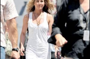 Jennifer Aniston : elle garde son ravissant sourire... alors que la prison l'attend !