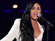 Demi Lovato de retour sur scène, en larmes, deux ans après l'overdose