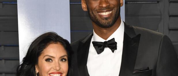 Mort de Kobe Bryant : sa femme Vanessa essaie d'être