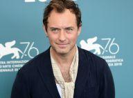 """Jude Law prêt pour un sixième enfant : """"Je suis fou amoureux, pourquoi pas ?"""""""