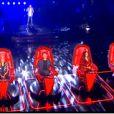 """Extrait de l'émission """"The Voice"""" diffusée samedi 25 janvier 2020 - TF1"""