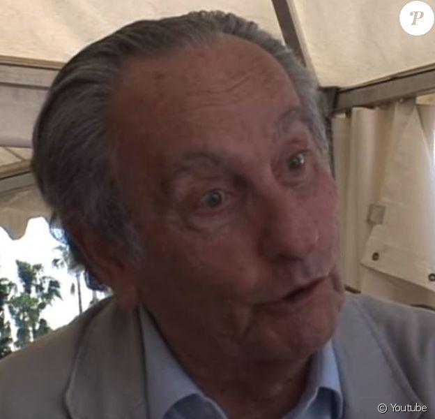 André Asséo lors du Festival du livre de Nice en 2012.