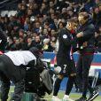Sortie de Kylian Mbappe ( PSG ) altercation avec Thomas Tuchel ( Entraineur Coach PSG ) - PSG vs Montpellier (5-0) - League 1 - Paris le 1er février 2020. © Gwendoline Le Goff / Panoramic / Bestimage