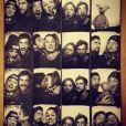 L'humoriste Laura Calu et son fiancé Arthur Chevalier, sur Instagram.
