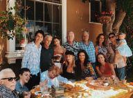 Mort de Kirk Douglas : Sa dernière photo de famille, quatre générations avec lui