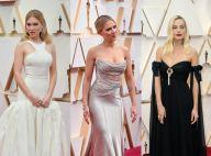 Léa Seydoux, Scarlett Johansson, Margot Robbie: Oscars du look, en noir ou blanc