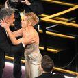 Scarlett Johansson lors de 92ème cérémonie des Oscars 2020 à Los Angeles, Californie, Etats-Unis, le 9 février 2020.