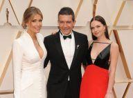 Antonio Banderas : Sa fille Stella chic et sensuelle à ses côtés aux Oscars