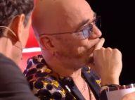 The Voice 2020 : Pascal Obispo, en larmes, évoque son grand-père réfugié