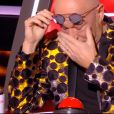 """Pascal Obispo très ému devant des talents - Extrait de l'émission """"The Voice"""" diffusée samedi 15 février 2020, TF1"""