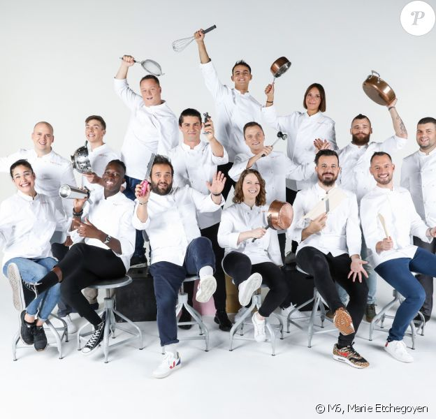 "Les candidats de ""Top Chef 2020"", photo officielle"