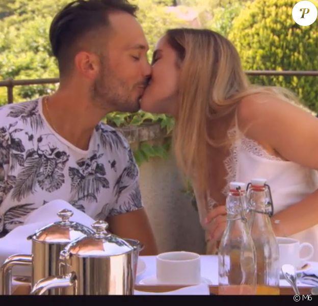"""Elodie et Joachim dans 'Mariés au premier regard 2020"""", le 17 février, sur M6"""