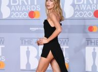 "Abbey Clancy, Ellie Goulding... Robes courtes et ""side boob"" aux BRIT Awards"