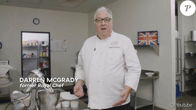 Le chef cuisinier Darren McGrady raconte les préférences alimentaires de Diana, le 29 janvier 2020.