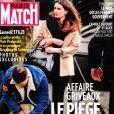 Couverture de Paris Match du 20 février 2020.