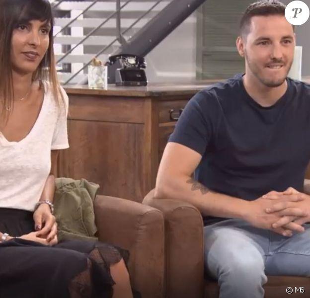 """Adrien et Mélodie dans """"Mariés au premier regard 2020"""", le 24 février, sur M6"""
