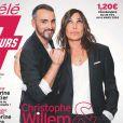 """Nouvelle couverture du magazine """"Télé 7 jours"""" en kiosques depuis le lundi 24 février 2020"""