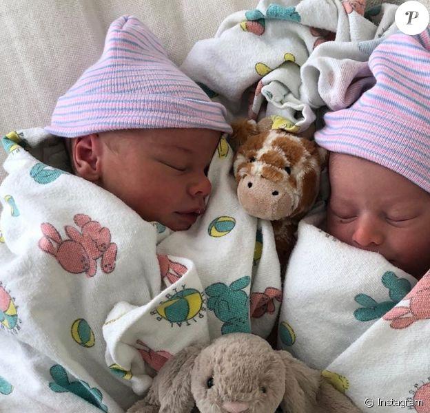 Brandon Jenner est papa de jumeaux, le 26 février 2020 sur Instagram.