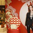 Exclusif - Maëva Coucke, Miss France 2018, assiste au cocktail de présentation de la nouvelle collection Lancel à Paris le 26 février 2019. © Marc Ausset-Lacroix/Bestimage