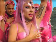 """Lady Gaga : Retour multicolore et déchaîné dans le clip de """"Stupid Love"""""""