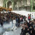 Défilé Chanel, collection prêt-à-porter automne-hiver 2020-2021, au Grand Palais. Paris, le 3 mars 2020.