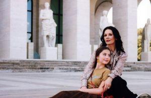 Catherine Zeta-Jones : Sa déclaration d'amour à sa fille Carys