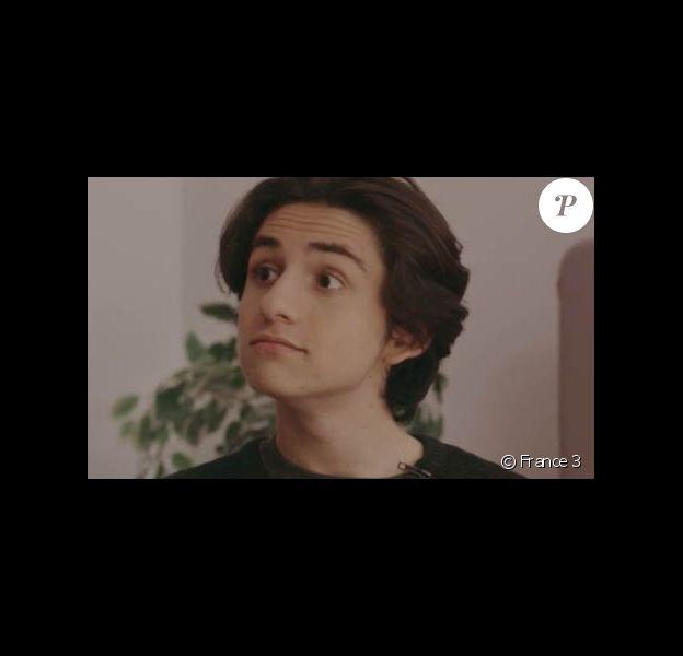 """Sam Chemoul dans le rôle de Tom dans """"Plus belle la vie"""" - France 3"""