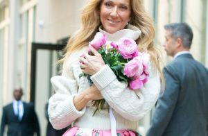 Céline Dion : Look floral et onéreux en plein New York