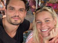 Florent Manaudou amoureux : tendre photo avec Pernille Blume